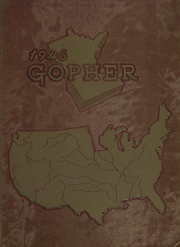 University of Minnesota - Gopher Yearbook (Minneapolis, MN) online yearbook collection, 1946 Edition, Cover