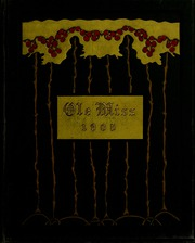 University of Mississippi - Ole Miss Yearbook (Oxford, MS) online yearbook collection, 1905 Edition, Cover