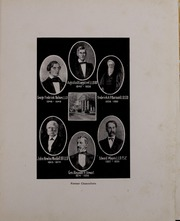 Page 15, 1905 Edition, University of Mississippi - Ole Miss Yearbook (Oxford, MS) online yearbook collection