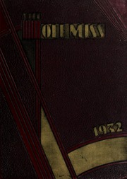 University of Mississippi - Ole Miss Yearbook (Oxford, MS) online yearbook collection, 1932 Edition, Cover
