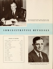 Page 16, 1944 Edition, University of Mississippi - Ole Miss Yearbook (Oxford, MS) online yearbook collection