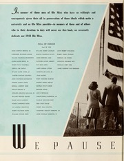 Page 8, 1944 Edition, University of Mississippi - Ole Miss Yearbook (Oxford, MS) online yearbook collection