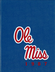 University of Mississippi - Ole Miss Yearbook (Oxford, MS) online yearbook collection, 1987 Edition, Cover