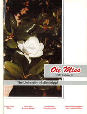 University of Mississippi - Ole Miss Yearbook (Oxford, MS) online yearbook collection, 1987 Edition, Page 5