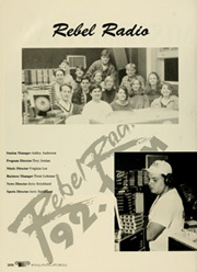University of Mississippi - Ole Miss Yearbook (Oxford, MS) online yearbook collection, 1994 Edition, Page 204