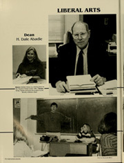 University of Mississippi - Ole Miss Yearbook (Oxford, MS) online yearbook collection, 1995 Edition, Page 86 of 416