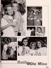 University of Mississippi - Ole Miss Yearbook (Oxford, MS) online yearbook collection, 2000 Edition, Page 325 of 406