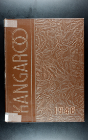 University of Missouri at Kansas City - Kangaroo Yearbook (Kansas City, MO) online yearbook collection, 1948 Edition, Cover