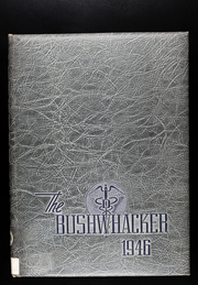 University of Missouri at Kansas City School of Dentistry - Bushwacker Yearbook (Kansas City, MO) online yearbook collection, 1946 Edition, Cover