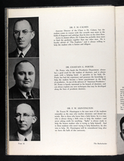 Page 16, 1946 Edition, University of Missouri at Kansas City School of Dentistry - Bushwacker Yearbook (Kansas City, MO) online yearbook collection