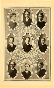 Page 12, 1906 Edition, University of Nebraska College of Law - Yearbook (Lincoln, NE) online yearbook collection