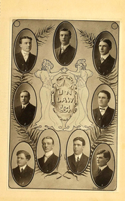 Page 16, 1906 Edition, University of Nebraska College of Law - Yearbook (Lincoln, NE) online yearbook collection