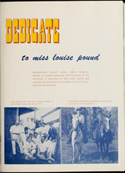 Page 9, 1949 Edition, University of Nebraska Lincoln - Cornhusker Yearbook (Lincoln, NE) online yearbook collection
