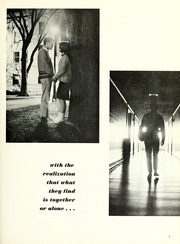 Page 9, 1967 Edition, University of Nebraska Kearney - Blue and Gold Yearbook (Kearney, NE) online yearbook collection