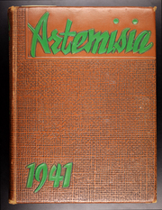 University of Nevada - Artemisia Yearbook (Reno, NV) online yearbook collection, 1941 Edition, Cover