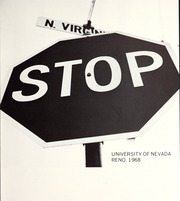 University of Nevada - Artemisia Yearbook (Reno, NV) online yearbook collection, 1968 Edition, Page 5