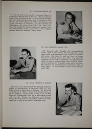 Page 11, 1946 Edition, University of New Mexico NROTC - Mark Yearbook (Albuquerque, NM) online yearbook collection