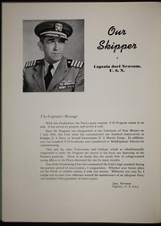 Page 8, 1946 Edition, University of New Mexico NROTC - Mark Yearbook (Albuquerque, NM) online yearbook collection