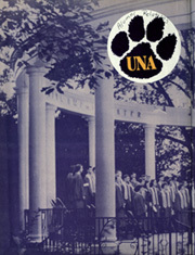 University of North Alabama - Diorama Yearbook (Florence, AL) online yearbook collection, 1954 Edition, Page 2