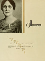 Page 12, 1937 Edition, University of North Carolina Greensboro - Pine Needles Yearbook (Greensboro, NC) online yearbook collection