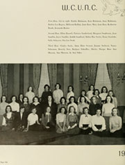 University of North Carolina Greensboro - Pine Needles Yearbook (Greensboro, NC) online yearbook collection, 1949 Edition, Page 110