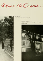 University of North Carolina Greensboro - Pine Needles Yearbook (Greensboro, NC) online yearbook collection, 1959 Edition, Page 10