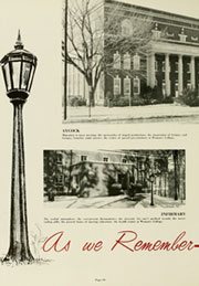University of North Carolina Greensboro - Pine Needles Yearbook (Greensboro, NC) online yearbook collection, 1959 Edition, Page 14