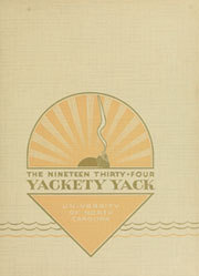 Page 7, 1934 Edition, University of North Carolina Chapel Hill - Yackety Yack Yearbook (Chapel Hill, NC) online yearbook collection