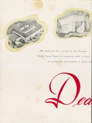 Page 8, 1947 Edition, University of North Texas - Yucca Yearbook (Denton, TX) online yearbook collection