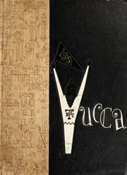 University of North Texas - Yucca Yearbook (Denton, TX) online yearbook collection, 1951 Edition, Cover