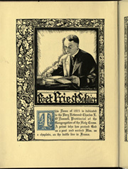 Page 10, 1925 Edition, University of Notre Dame - Dome Yearbook (Notre Dame, IN) online yearbook collection