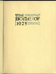 Page 7, 1925 Edition, University of Notre Dame - Dome Yearbook (Notre Dame, IN) online yearbook collection