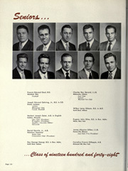 University of Notre Dame - Dome Yearbook (Notre Dame, IN) online yearbook collection, 1948 Edition, Page 116
