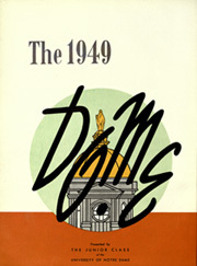 University of Notre Dame - Dome Yearbook (Notre Dame, IN) online yearbook collection, 1949 Edition, Page 6
