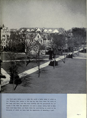 University of Notre Dame - Dome Yearbook (Notre Dame, IN) online yearbook collection, 1949 Edition, Page 9