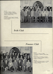University of Notre Dame - Dome Yearbook (Notre Dame, IN) online yearbook collection, 1951 Edition, Page 267 of 350