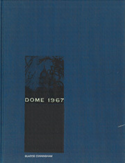 University of Notre Dame - Dome Yearbook (Notre Dame, IN) online yearbook collection, 1967 Edition, Cover