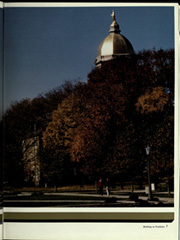 Page 11, 1988 Edition, University of Notre Dame - Dome Yearbook (Notre Dame, IN) online yearbook collection