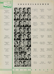 University of Oklahoma - Sooner Yearbook (Norman, OK) Collection, 1936