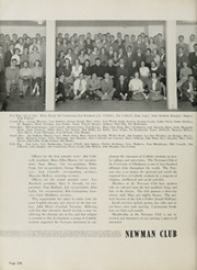 University of Oklahoma - Sooner Yearbook (Norman, OK) online yearbook collection, 1951 Edition, Page 286
