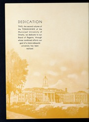 Page 10, 1937 Edition, University of Omaha - Tomahawk / Gateway Yearbook (Omaha, NE) online yearbook collection