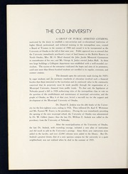 Page 12, 1937 Edition, University of Omaha - Tomahawk / Gateway Yearbook (Omaha, NE) online yearbook collection