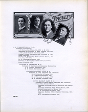 Page 11, 1912 Edition, University of Oregon - Oregana Yearbook (Eugene, OR) online yearbook collection