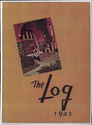 University of Portland - Log Yearbook (Portland, OR) online yearbook collection, 1943 Edition, Cover