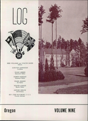 Page 9, 1943 Edition, University of Portland - Log Yearbook (Portland, OR) online yearbook collection