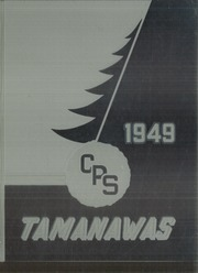University of Puget Sound - Tamanawas Yearbook (Tacoma, WA) online yearbook collection, 1949 Edition, Cover