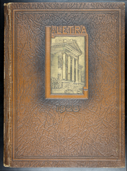 University of Redlands - La Letra Yearbook (Redlands, CA) online yearbook collection, 1928 Edition, Cover