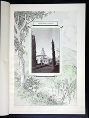 Page 13, 1928 Edition, University of Redlands - La Letra Yearbook (Redlands, CA) online yearbook collection