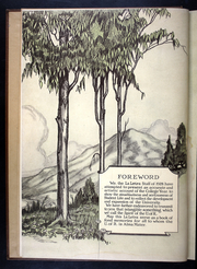 Page 8, 1928 Edition, University of Redlands - La Letra Yearbook (Redlands, CA) online yearbook collection