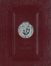 University of Redlands - La Letra Yearbook (Redlands, CA) online yearbook collection, 1981 Edition, Cover